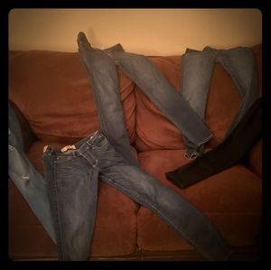 Hollister womens jeans